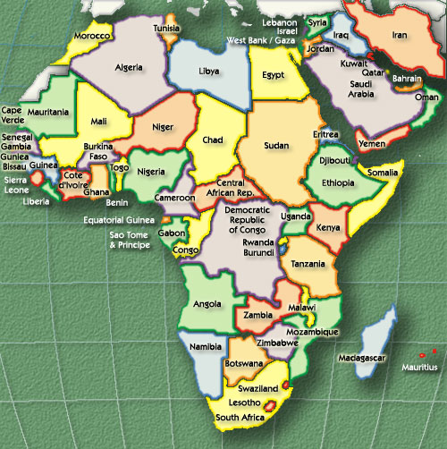 map_africa