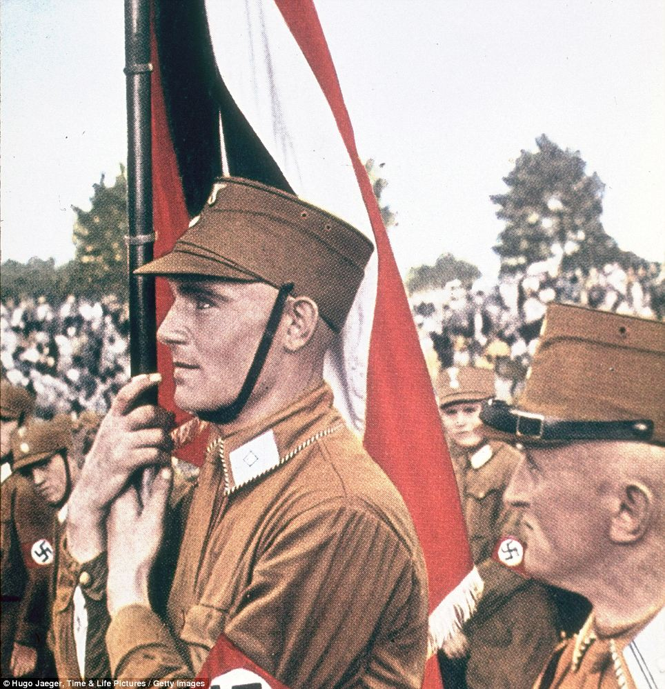 NAZI BROWN SHIRTS (WWII)