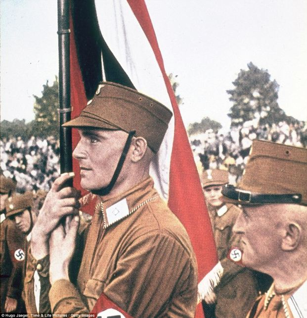 NAZI BROWN SHIRTS (WWII)