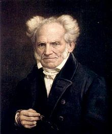 ARTHUR SCHOEPENHAUER (1788-1860 DIED AT 72)