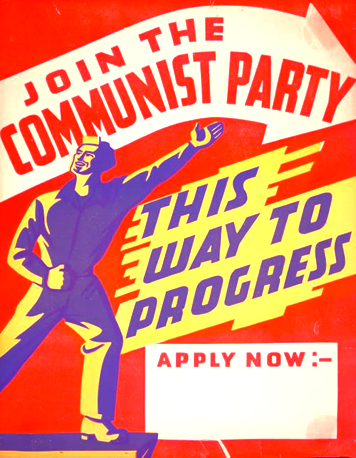 COMMUNISM IN THE USA