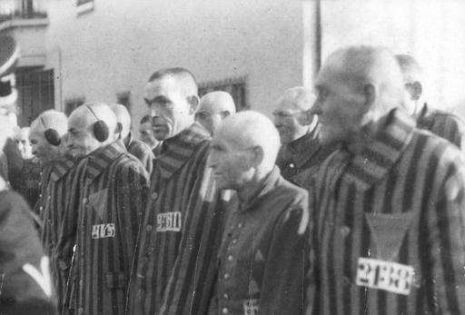 WWII KZ SACHSENHAUSEN