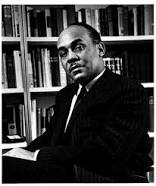 RALPH ELLISON (1914-1994, AUTHOR, CRITIC, SCHOLAR)