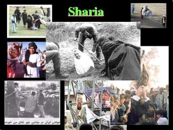 SHARIA LAW VIOLATOR'S PUNISHMENT