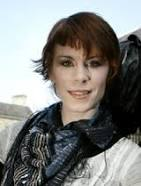 TANA FRENCH (NOVELIST, ACTRESS BORN IN VERMONT, LIVING IN DUBLIN)