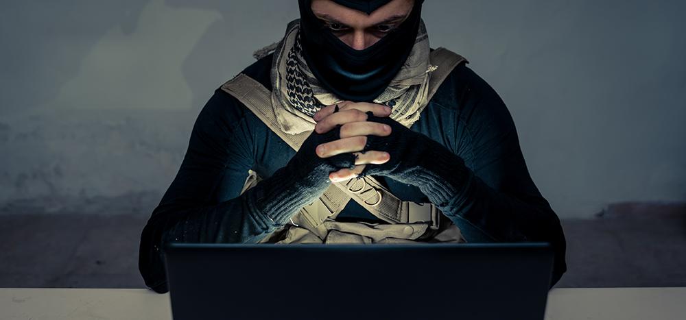 THE INTERNET RECRUITS VIOLENT EXTREMISTS