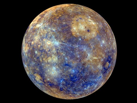 THE MYSTERIOUS PLANET LABELED VULCAN