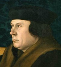 THOMAS CROMWELL (1485-1540) DIED AT THE AGE OF 55