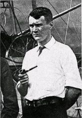 THOMAS SELFRIDGE (1882-1908, PASSENGER ON 1908 PLANE CRASHED IN ORVILLE WRIGHT'S DEMONSTRATION OF FLIGHT TO THE AMERICAN ARMY)