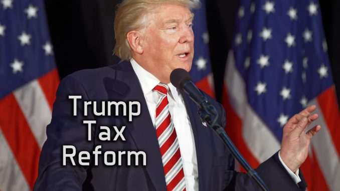TRUMP'S TAX REFORM