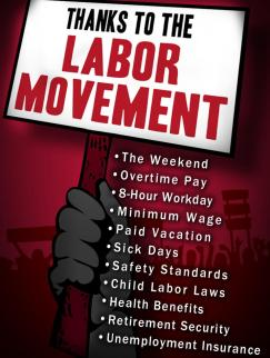 UNION MOVEMENT