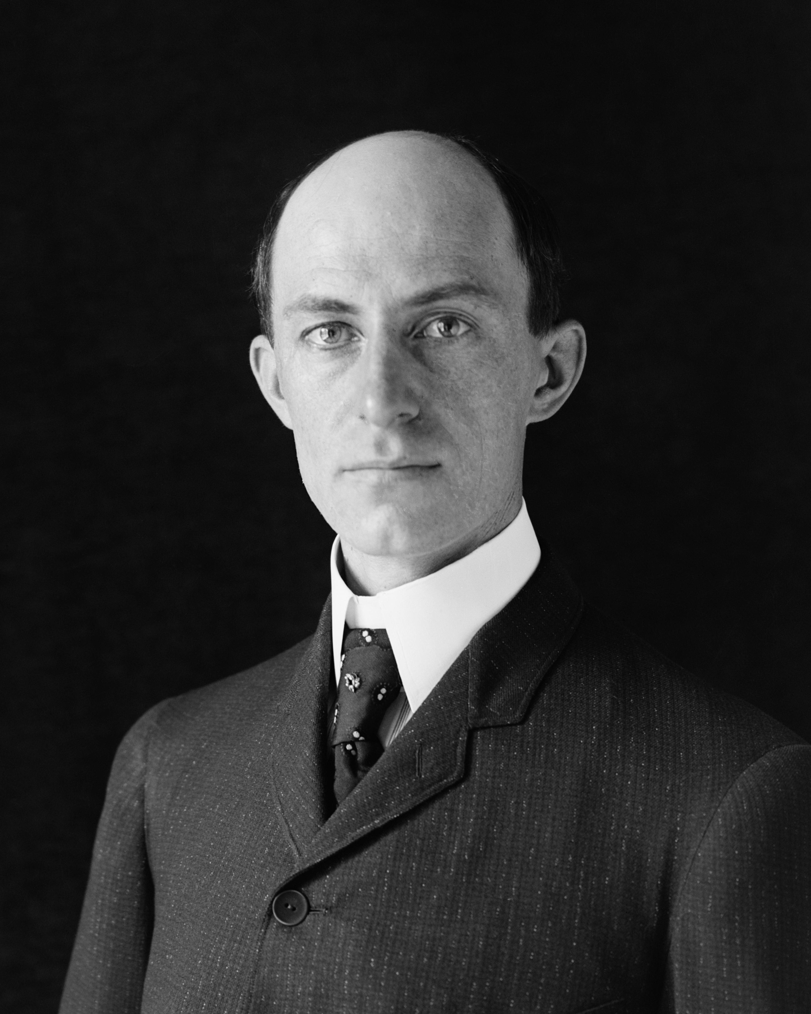 WILBUR WRIGHT (1867-1912)