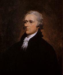 ALEXANDER HAMILTON (1755 OR 1757-1804)