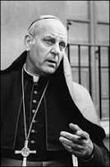 ARCHBISHOP PAUL MARCINKUS (1922-2006, BORN CICERO, IL., DIED IN SUN CITY, AZ, PRESIDENT OF THE VATICAN BANK 1971-1989)