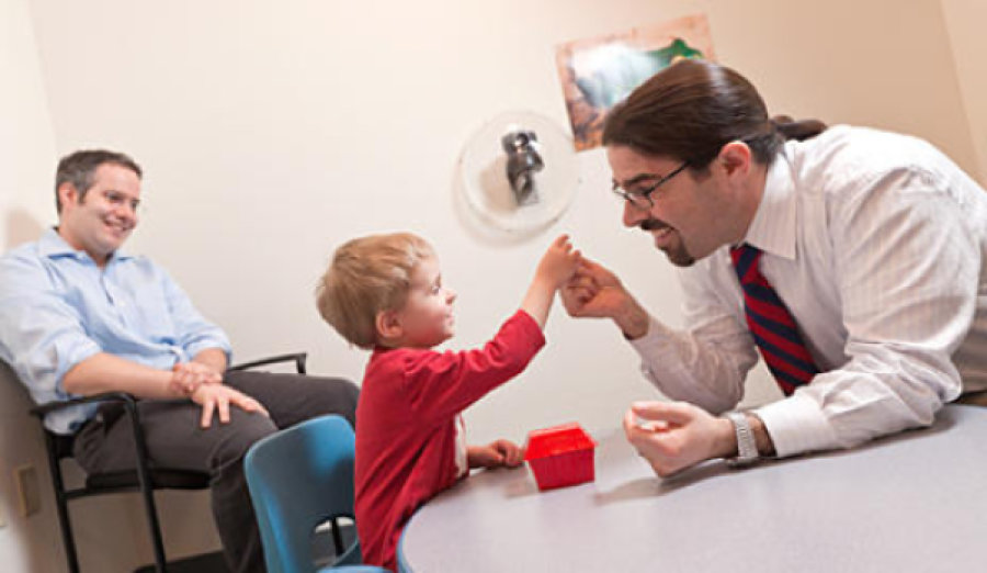 AUTISM--EARLY TREATMENT PROVIDES ENCOURAGING BRAIN CHANGES