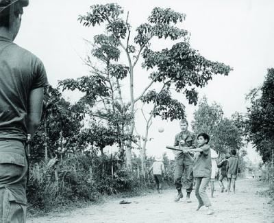 BASEBALL IN THE VIETNAM WAR
