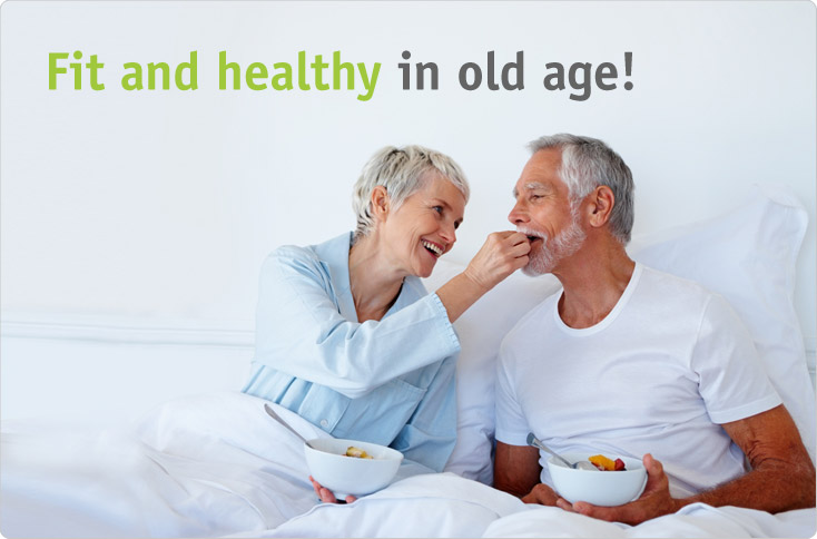 HEALTHY OLD AGE