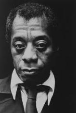 JAMES BALDWIN (1924-1987 AMERICAN NOVELIST & SOCIAL CRITIC)