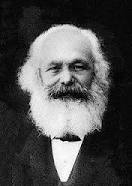 KARL MARX (BORN TRIER, GERMANY 1818-DIED LONDON, ENGLAND 1883)