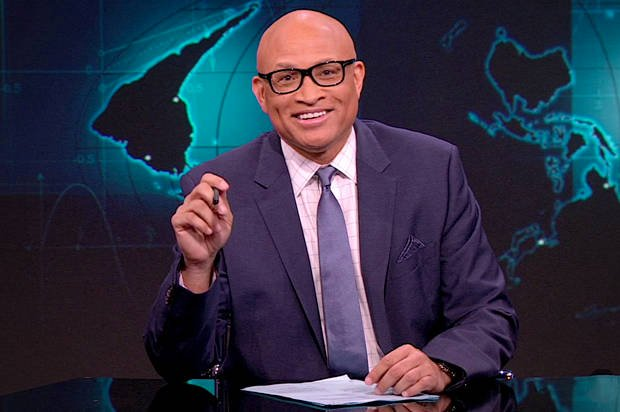 LARRY WILMORE (COMEDIAN AND SOCIAL CRITIC)