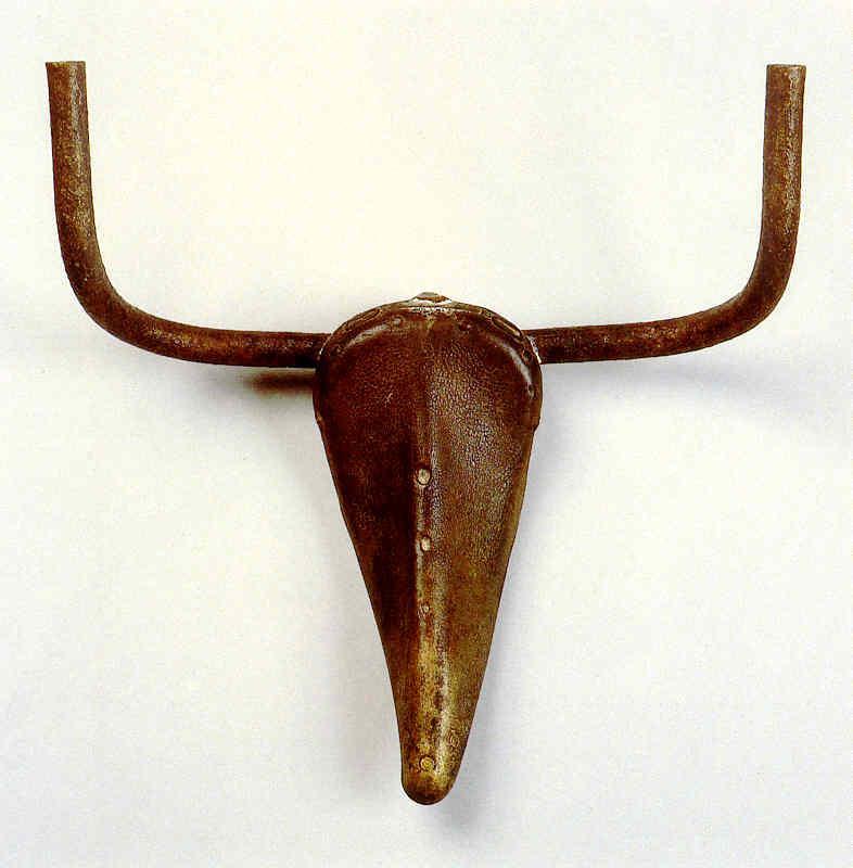 PICASSO'S BULL'S HEAD