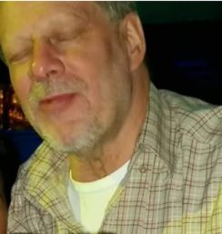 STEPHEN CRAIG PADDOCK (PERPETRATOR OF THE LAS VEGAS, NEVADA MASSACRE.)
