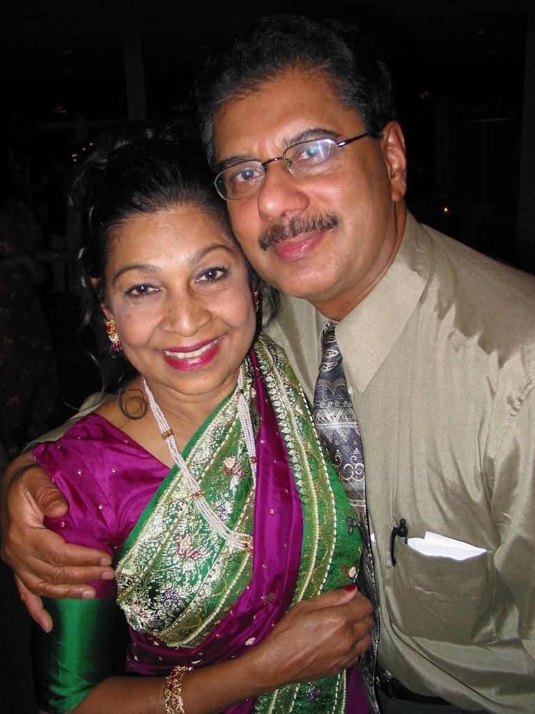 PAUL KALANITHI'S PARENTS (SUE, A MEDICAL PHYSIOLOGIST AND PAUL, A CARDIOLOGIST LIVE IN KINGMAN, AZ)