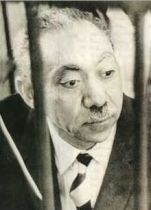 SAYYID QUTB (1906-1966, EGYPTIAN AUTHOR,EDUCATOR,ISLAMIC THEORIST,POET,AND LEADING MEMBER OF THE MUSLIM BROTHEHOOD)
