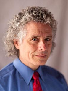 STEVEN PINKER (Cognitive psychologist, linguist, and author)
