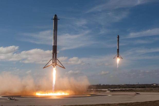 Elon Musk's Successful Return of Rockets Launched into Space