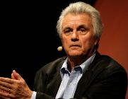 JOHN IRVING (AUTHOR, SCREEN WRITER-IN HIS 7TH SEASON OF LIFE)