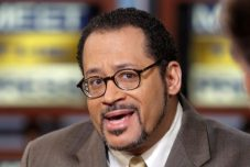 MICHAEL ERIC DYSON (AUTHOR, BAPTIST MINISTER, PROFESSOR OF SOCIOLOGY AT GEORGETOWN UNIVERSITY)