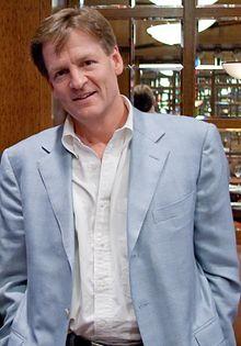 MICHAEL LEWIS (AUTHOR, JOURNALIST)
