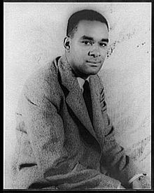 RICHARD WRIGHT (1908-1960 WROTE-NATIVE SON)
