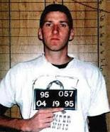 TIMOTHY McVEIGH (MEMBER OF THOMAS ROBB KLAN, PERPETRATOR OF THE OKLA. CITY BOMBING 1995)