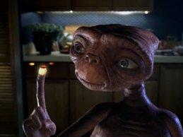 ET (FICTIONAL EXTRA TERRESTRIAL)