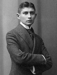 FRANZ KAFKA (1883-1924, AUTHOR, NOVELIST)