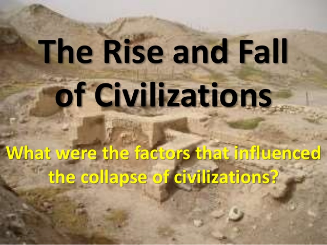 RISE AND FALL OF CIVILIZATIONS