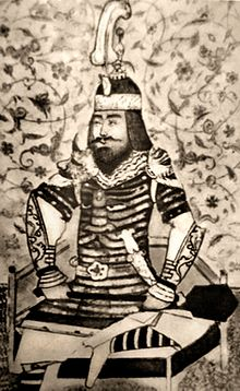 TIMUR (AKA TAMMERLANE, 1336-1405)