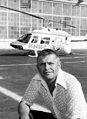 FRANCIS GARY POWERS (DIES IN HELECOPTER CRASH WORKING AS KNBC WEATHER PILOT)