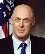 HENRY PAULSON (U.S. SEC. OF THE TREASURY 2006-2009)
