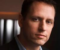 PETER THIEL (COFOUNDED PAYPAL WITH MAX LEVCHIN)