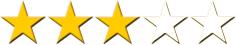3 star symbol