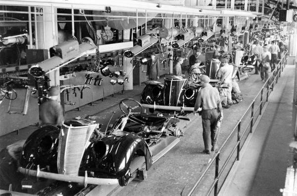 ASSEMBLY LINE WORK