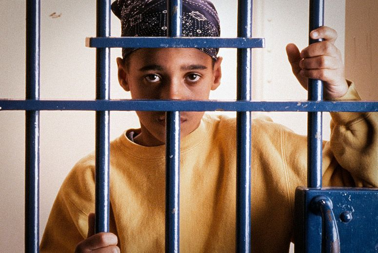 Children in Jail