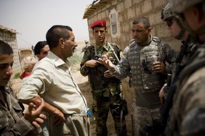 IRAQ INTERPRETERS