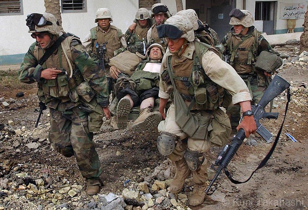 IRAQ INVASION