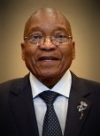 JACOB ZUMA (FORMER PRESIDENT OF SOUTH AFRICA)