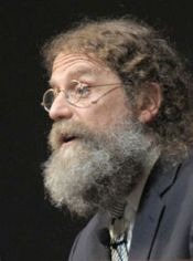 ROBERT SAPOLSKY (AMERICAN NEUROENDOCRINOLGIST, PROFESSOR OF BIOLOGY, NEUROSCIENCE, AND NEUROSURGERY AT STANFORD UNIVERSITY)