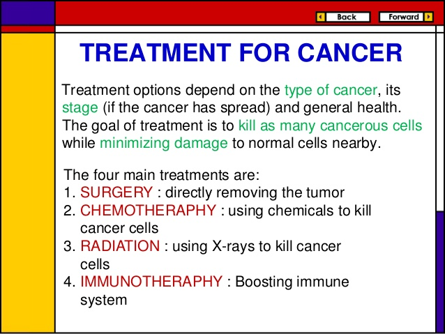 CANCER AND MULTIFACETED TREATMENT